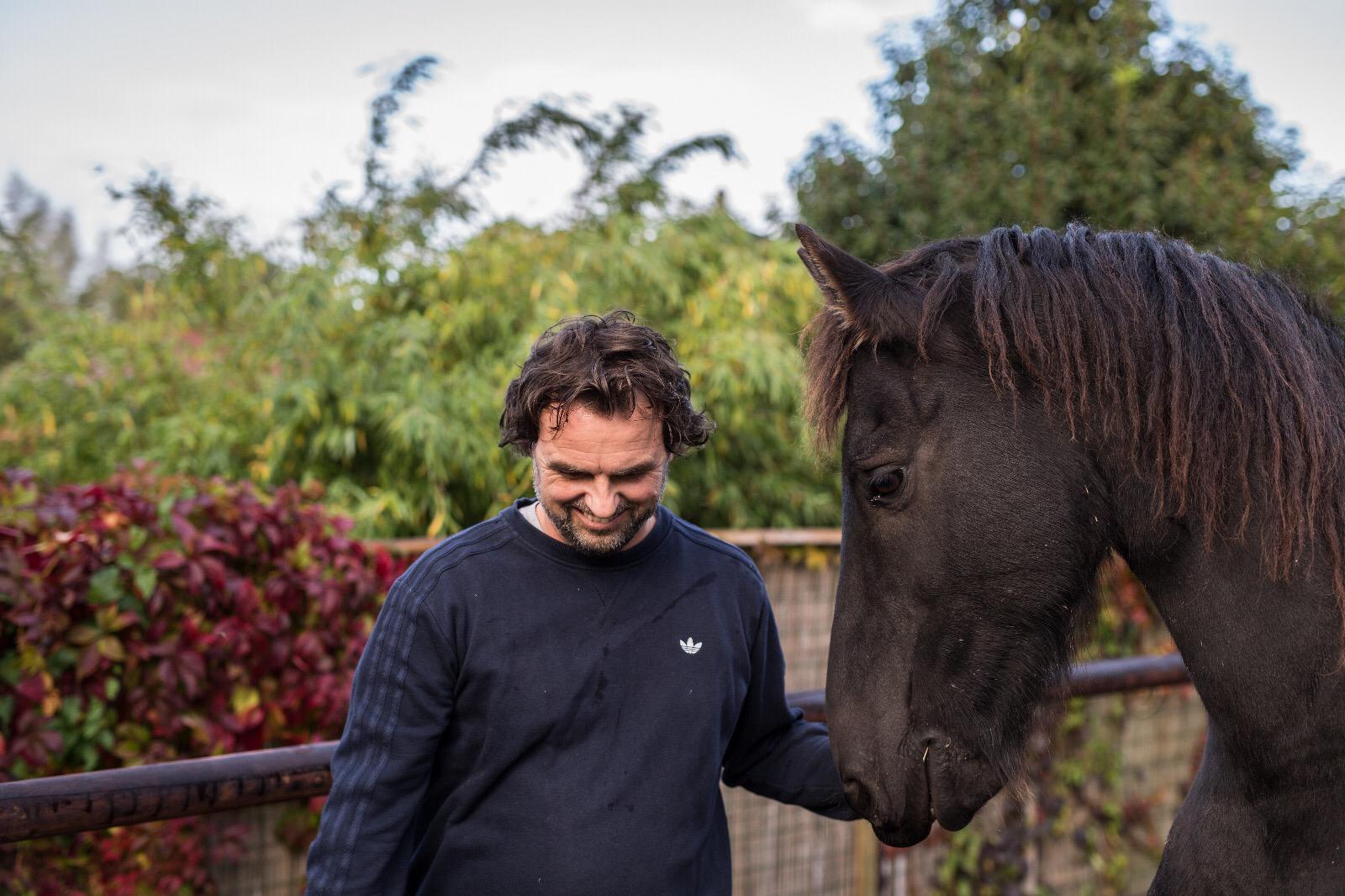 Paardencoaching met Joep Herni